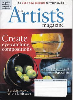 Image for The Artist's Magazine (May 2004)