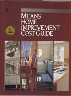 Image for Means home improvement cost guide
