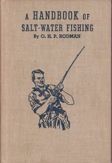 Image for A Handbook of Salt-Water Fishing