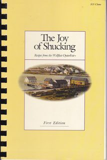 Image for The Joy Of Shucking: Recipes from the Wellfleet Oysterfest