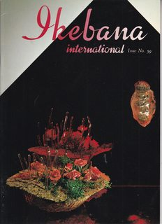 Image for Ikebana International, Issue No. 59