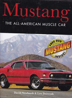 Image for Mustang the All American Muscle Car with Mustang DVD