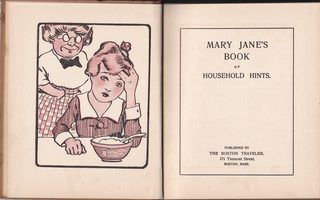 Image for Mary Jane's Book of Household Hints