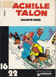 Image for Achille Talon chante Noël (Achille Talon...)