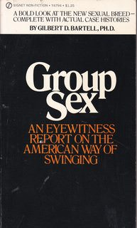 Image for Group Sex: An Eyewitness Report on the American Way of Swinging (Signet Books #Y4794)