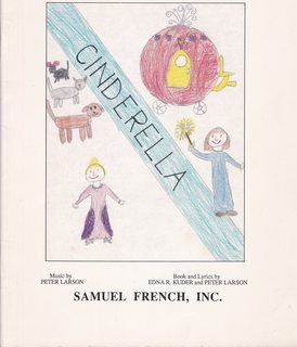 Image for Cinderella: A musical play for primary grade children
