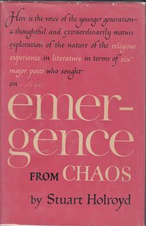 Image for Emergence from chaos
