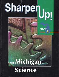 Image for Sharpen Up! on Michigan Science 8