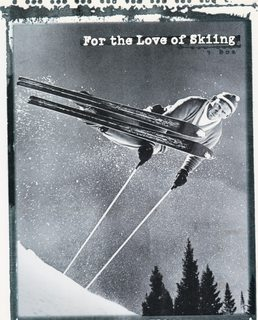 Image for For the Love of Skiing: A Visual History