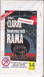 Image for Rendezvous with Rama (ABRIDGED AUDIO CASSETTES)