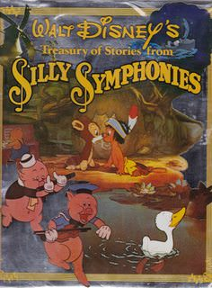 Image for Walt Disney's Treasury of Silly Symphonies