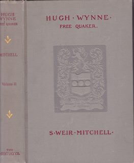 Image for Hugh Wynne, Free Quaker: Sometime Brevet Lieutenant-Colonel on the Staff of His Excellency General Washington, Vol II only
