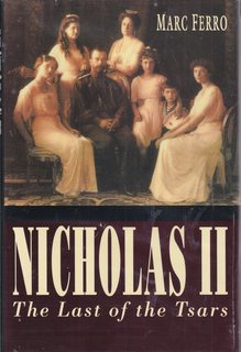 Image for Nichols II: The Last Of The Tsars