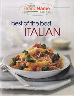Image for Best of the Best Italian Recipes (Favorite Brand Name Recipes)