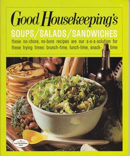 Image for Good Housekeeping's Soups, Salads and Sandwiches, Vol. 7
