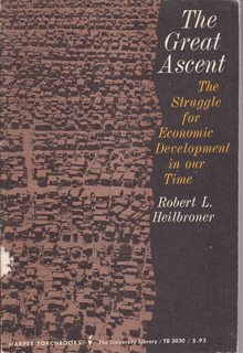 Image for The Great Ascent: The Struggle for Economic Development in Our Time
