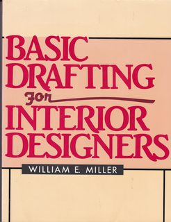 Image for The Basic Drafting for the Interior Designer