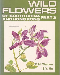 Image for Wild Flowers of South China and Hong Kong, Part 2