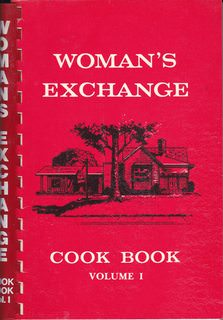 Image for Woman's Exchange Cook Book, Volume I: Recipes Collected by the Woman's Exchange of Memphis, Tennessee