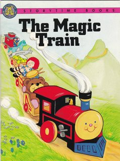 Image for The Magic Train (Storytime Books)
