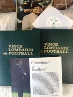 Image for Vince Lombardi on Football