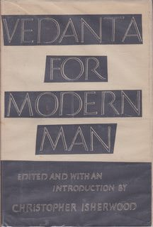Image for Vedanta for Modern Man.