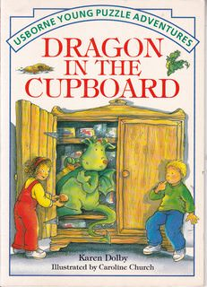 Image for Dragon in the Cupboard