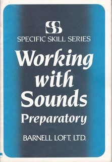 Image for Working with Sounds PREPARATORY (Specific Skill Series)